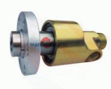 双项流通法兰连接HSGF型内管固定式